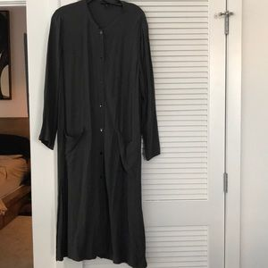 Eileen Fisher Long Duster